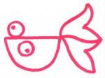 金鱼简笔画怎么画图解教程