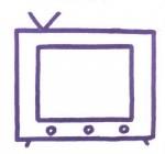 电视简笔画怎么画图解教程