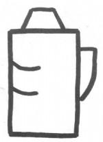 热水瓶简笔画怎么画图解教程