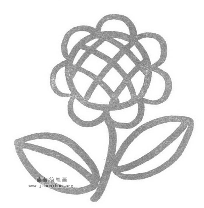 这是因为向日葵花盘下那一段茎秆,向着阳光的一而生长得慢,背着阳光的一面生长得快,茎秆就变弯曲了,这是植物向光性的一种表现.