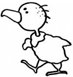 秃鹰简笔画图片与知识