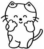 猫和简笔画图片与知识