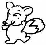 狐狸简笔画图片与知识