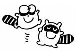 浣熊简笔画图片与知识