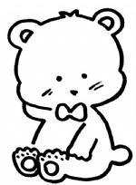 小熊简笔画图片与知识