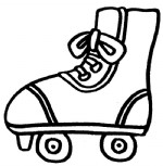 滑冰鞋简笔画图片与知识