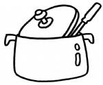 锅子简笔画图片与知识
