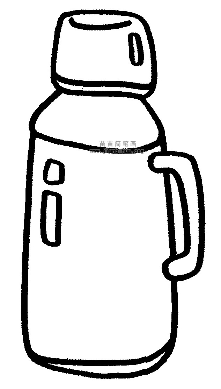 热水壶简笔画图片与知识