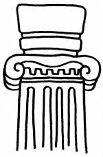 石柱简笔画图片与知识