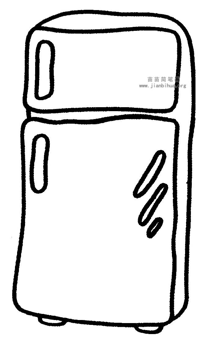 电冰箱中低温在0度以下的部分叫做冷冻室,在0度以上的部分叫做冷藏室.
