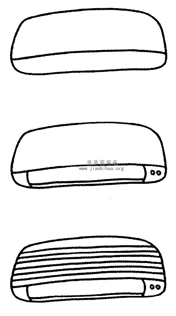 空调简笔画