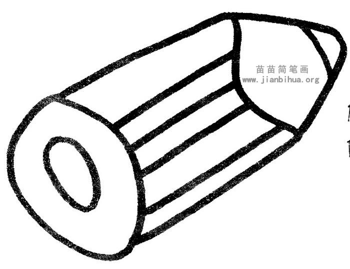 铅笔简笔画图片与知识