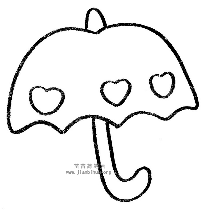 雨伞是挡雨的用具,用没纸、布、塑料等制成,中间有柄,可以张合.