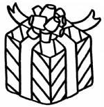 礼物简笔画图片与知识