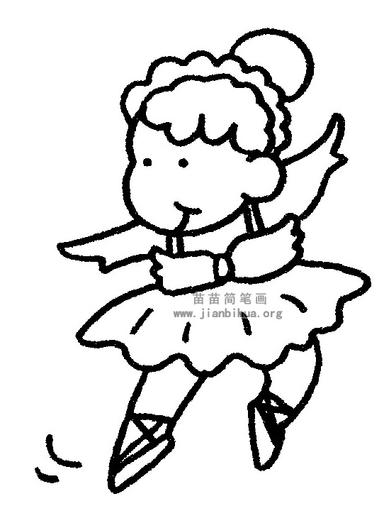 1、关于跳舞的儿歌   春风春风吹吹,宝宝宝宝跳跳,就像一群蝴蝶,张开翅膀跳跳.
