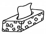 纸巾简笔画、儿歌与知识