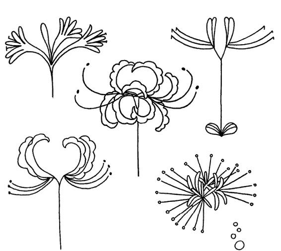 简笔画 风景简笔画 植物花卉简笔画 >> 正文内容