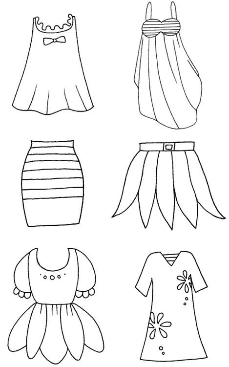 但也可以变化出不规则形状.-裙子怎么画简笔画图解