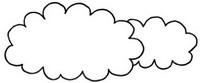 云怎么画简笔画图解