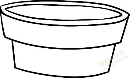 食人草简笔画图片教程