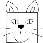 小猫简笔画图片教程
