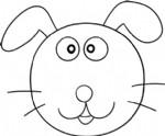 小狗简笔画图片教程