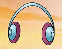 耳机简笔画_耳机怎么画简笔画视频教程
