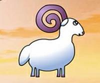 绵羊简笔画_绵羊怎么画简笔画视频教程