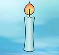 蜡烛简笔画_蜡烛怎么画简笔画视频教程