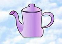 茶壶简笔画_茶壶怎么画简笔画视频教程