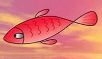 鱼的简笔画_鱼怎么画简笔画视频教程