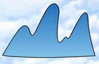 山的简笔画_山怎么画简笔画视频教程