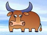牛的简笔画_牛怎么画简笔画视频教程