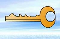 钥匙简笔画_钥匙怎么画简笔画视频教程