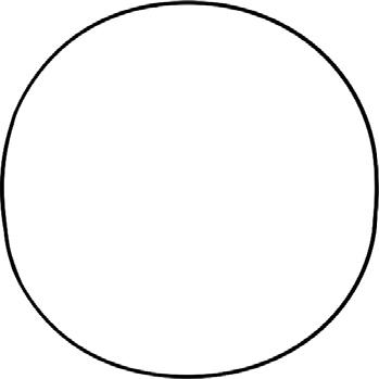 猴子简笔画分解步骤如下:第一步,画一个大大的圆形