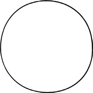 圆圈简笔画图片大全