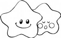 海星简笔画图片教程