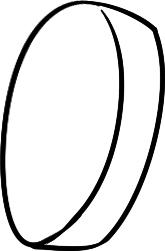 香肠简笔画图片教程