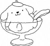 冰激凌简笔画图片教程(一)