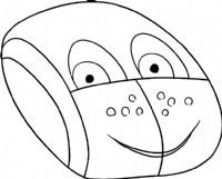 鼠标简笔画图片教程