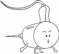 充气机简笔画图片教程