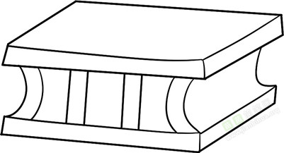 空心砖简笔画图片教程