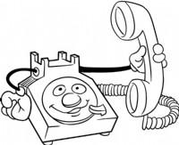 电话简笔画图片教程(一)