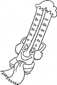 温度计简笔画图片教程