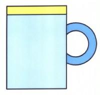 杯子简笔画怎么画