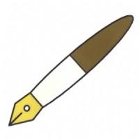 钢笔简笔画怎么画