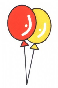 气球简笔画怎么画