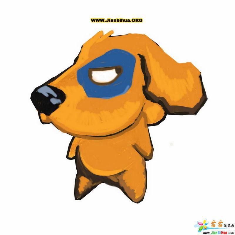 卡通 朱海论/类别: 卡通动物简笔画 图片张数:10张上传者:朱海论尺寸:...