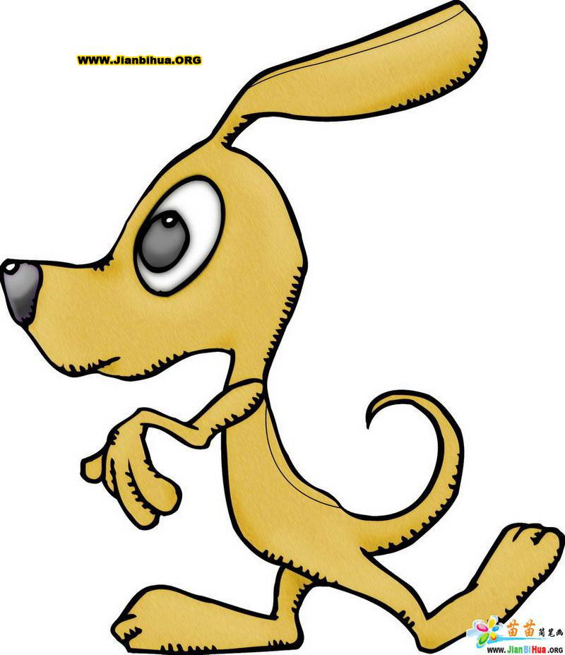 可爱卡通男孩简笔画 简笔画卡通可爱图片 可爱卡通小鸡简笔画