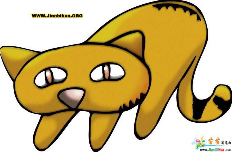 幼儿画画图片小动物的头部图片